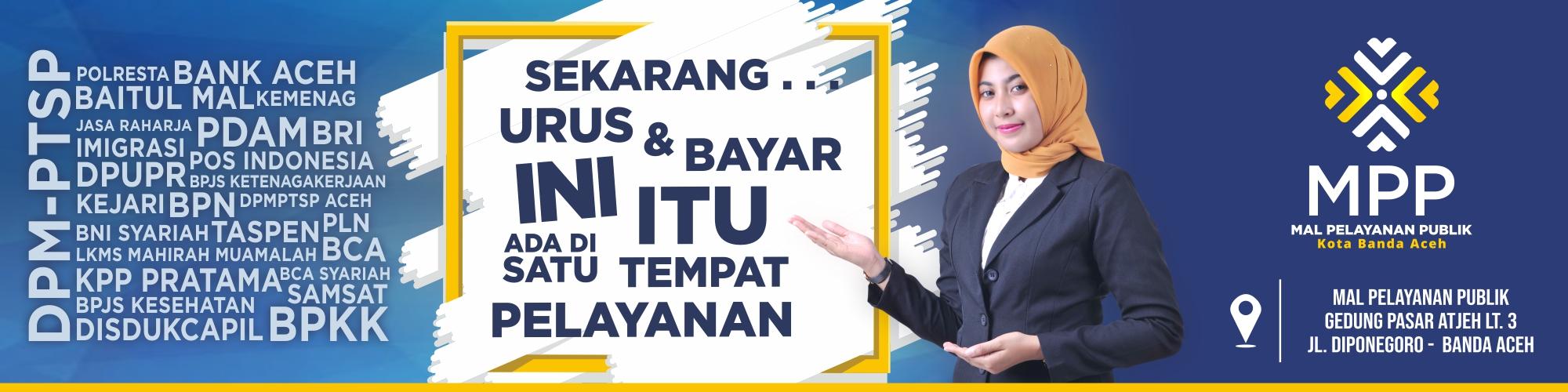 Permalink to:Mal Pelayanan Publik Kota Banda Aceh