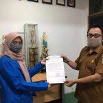 MAHASISWA UIN AR-RANIRY GELAR KPM-DRI DI GAMPONG LAMLAGANG