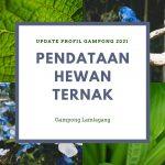 Sensus Data Ternak Gampong Lamlagang