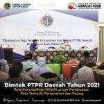 Gampong Lamlagang Ikuti Bimtek Pembuatan Peta Tematik Pertanahan dan Ruang (PTPR) Tahun 2021